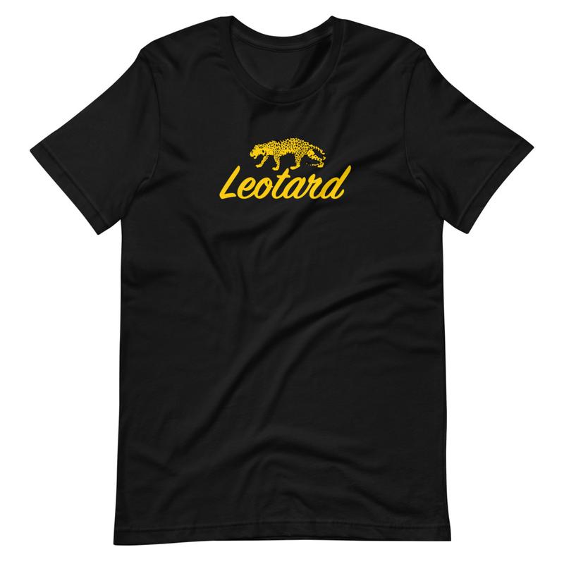 Leotard Leopard - Short-Sleeve Unisex T-Shirt