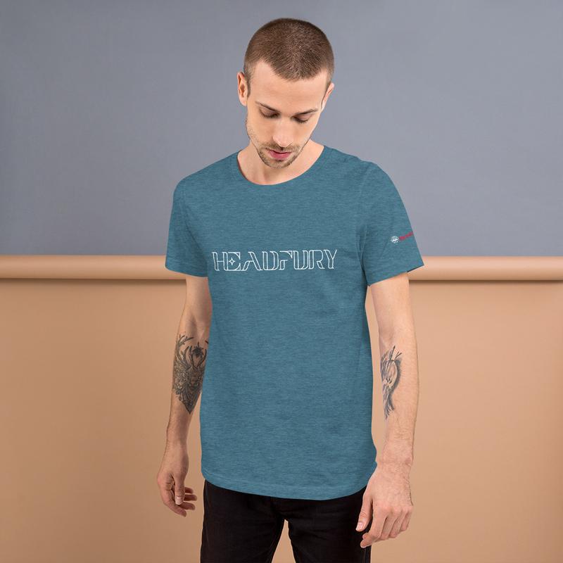 Short-Sleeve Unisex T-Shirt - HEADFURY
