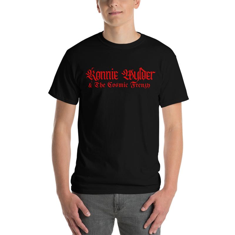 Ronnie Wylder Short Sleeve T-Shirt