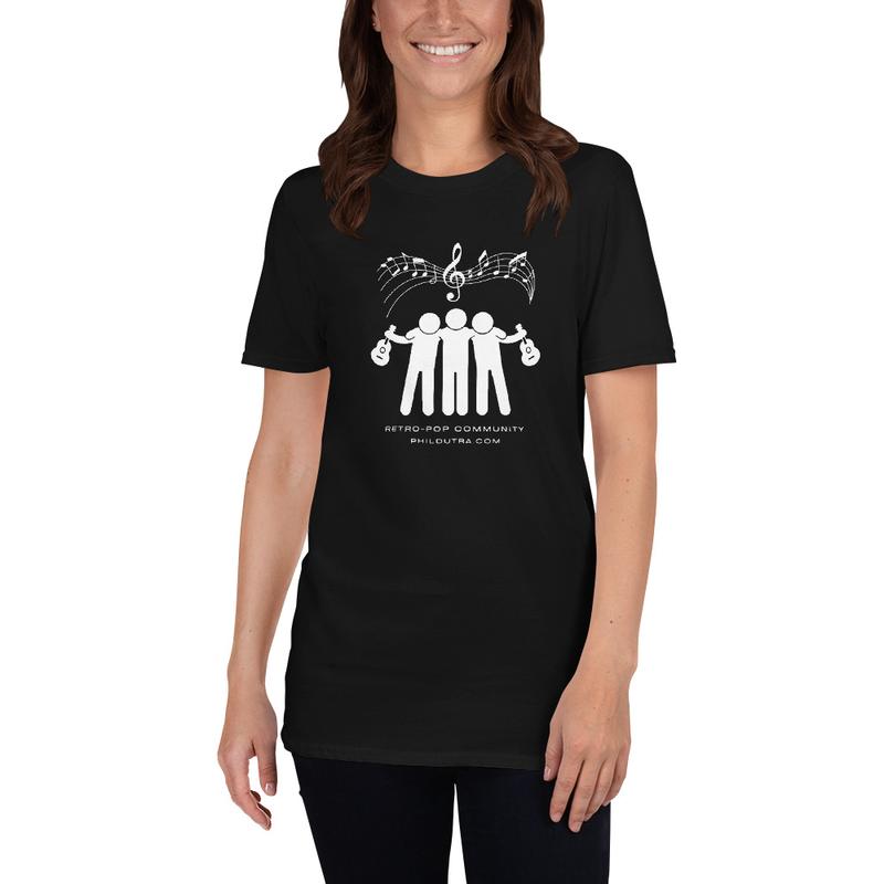 Women's Retro Pop Community T-Shirt