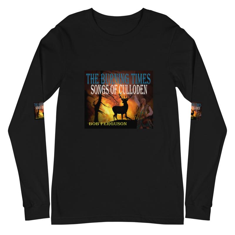 Unisex Long Sleeve Tee -The Burning Times