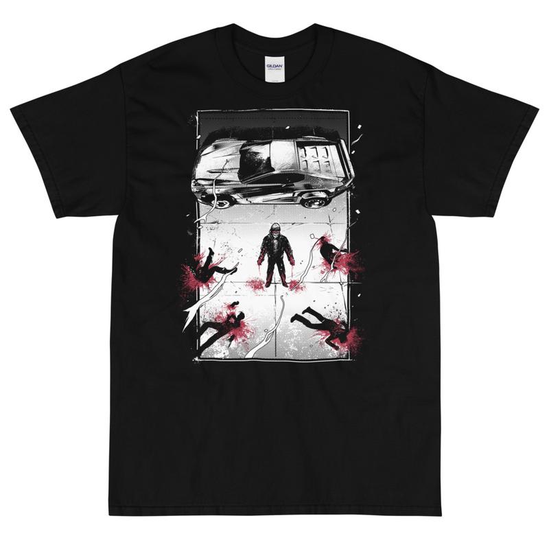 Magnavolt Akira T-Shirt
