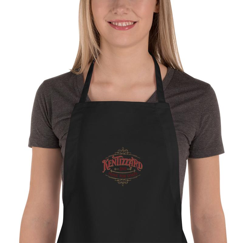 KTMFG - Embroidered Apron