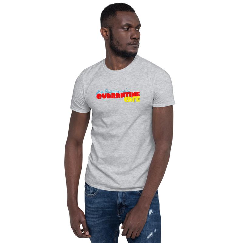 JPQC Short-Sleeve Unisex T-Shirt