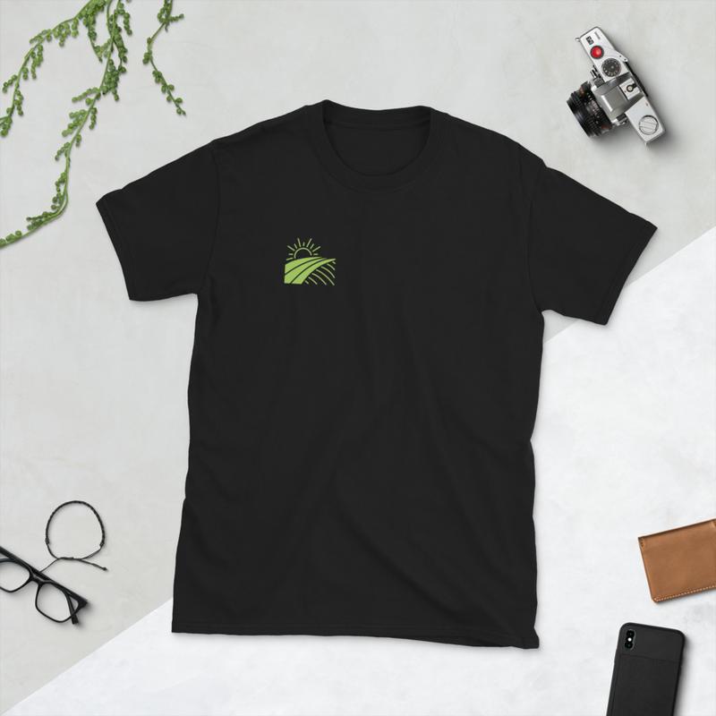 Geo 3 Short-Sleeve Unisex T-Shirt