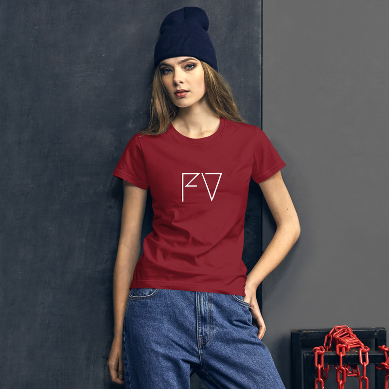 Frisson Valley Records Womens Tee