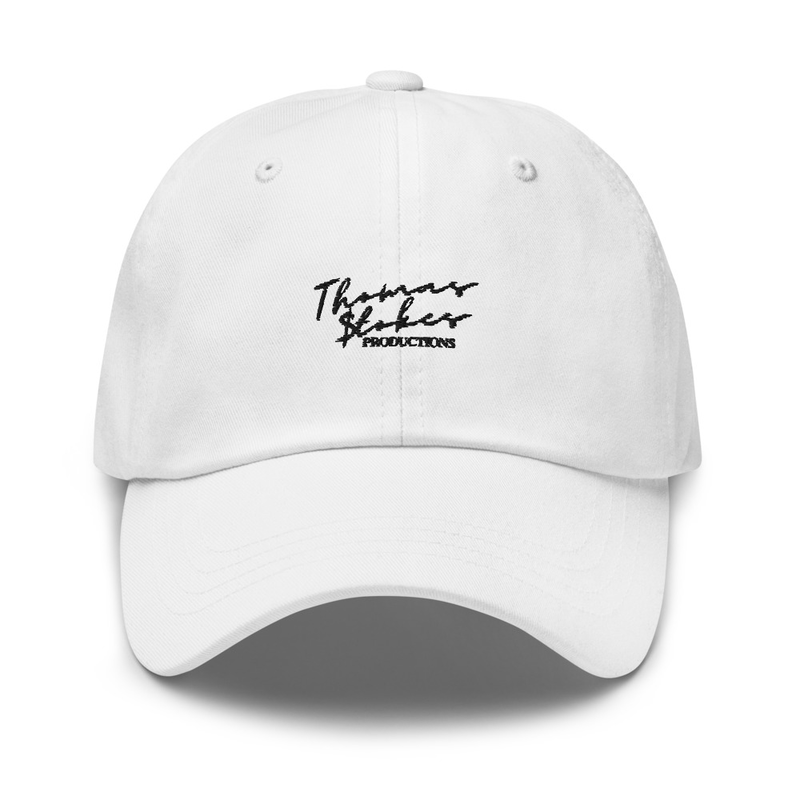 WHITE SIGNITURE HAT