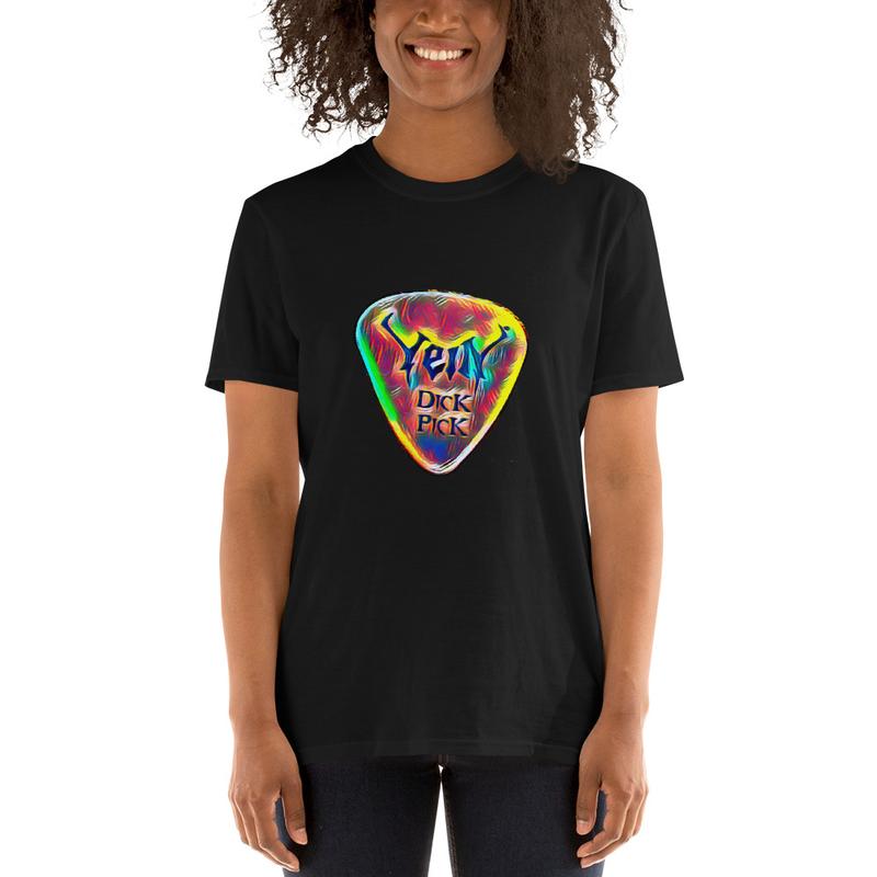 VeiN Dick Pic short-Sleeve Unisex T-Shirt