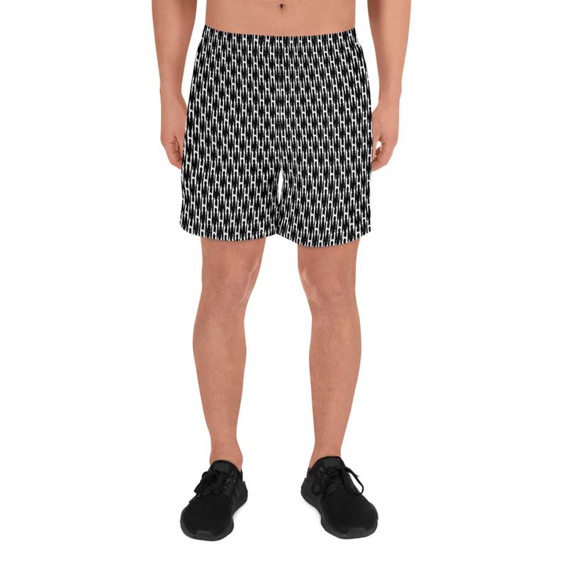 HONESTGANG Monogram Men's Shorts