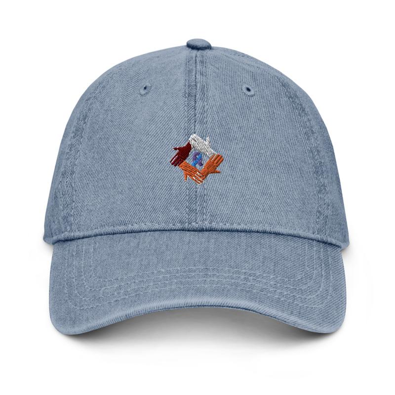 The Stigma Breakers' Collective (TSBC) Denim Hat