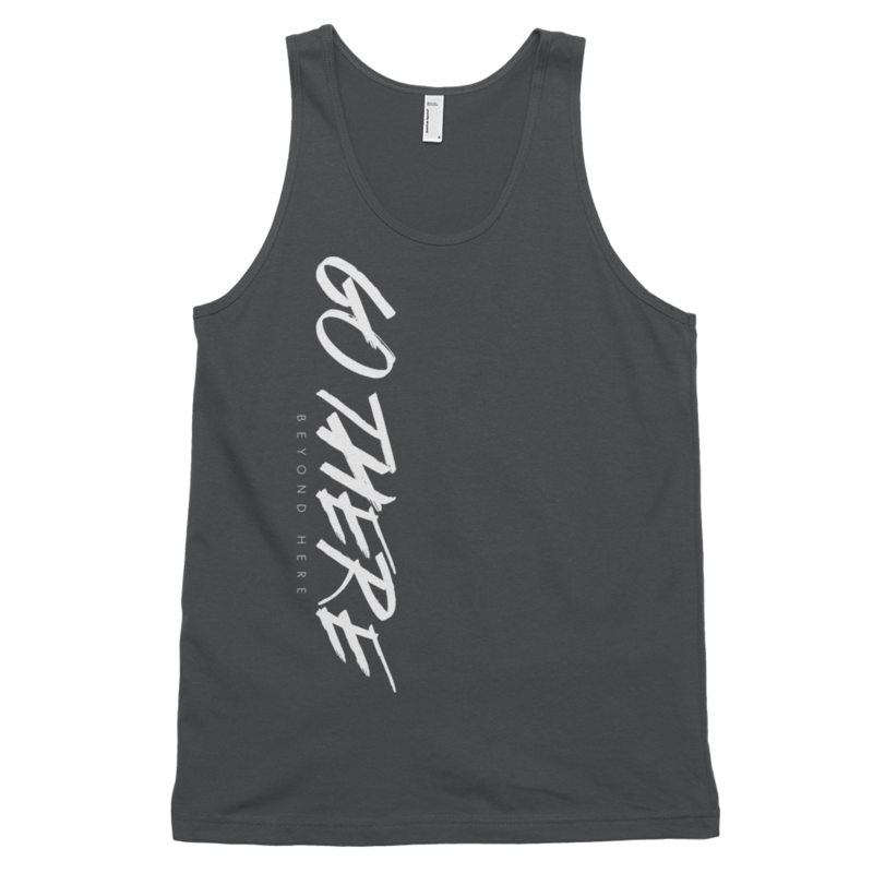 Go There Classic tank top (unisex)