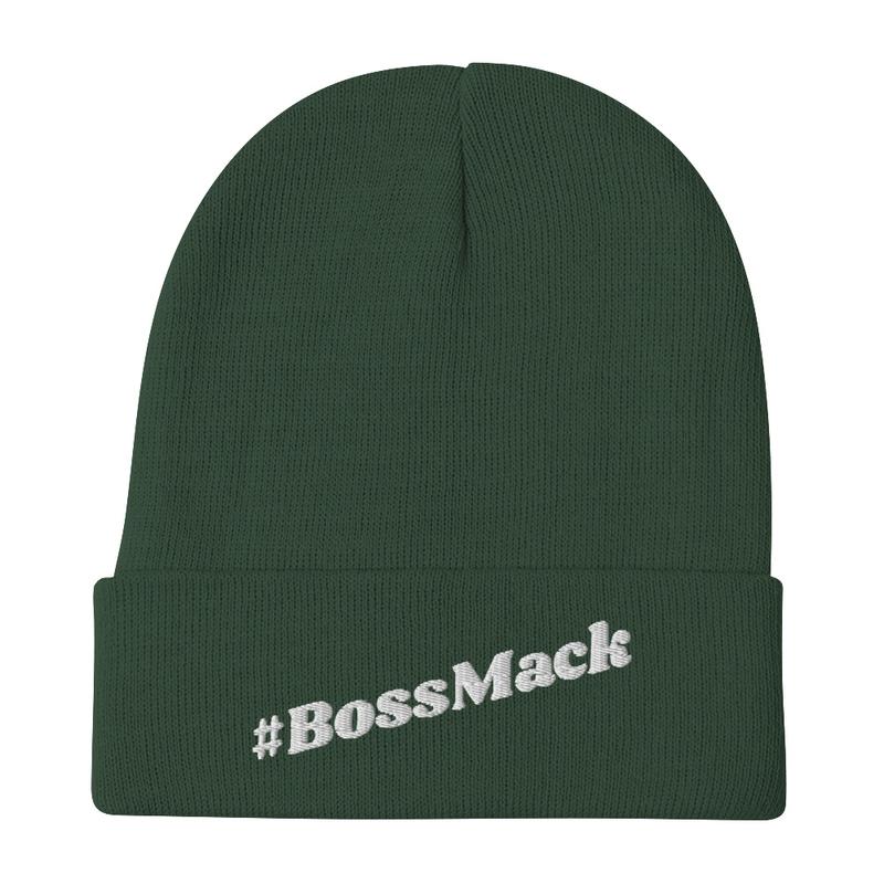 Boss Mack Beanie