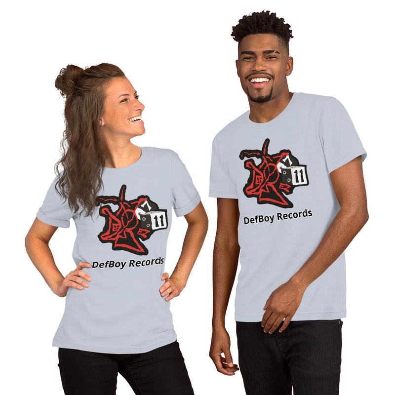 DefBoyRecords Short-Sleeve Unisex T-Shirt