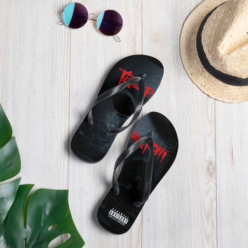 The Phantom Album Cover Flip-Flops