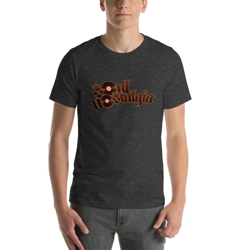 Soul Nostalgia Short-Sleeve Unisex T-Shirt