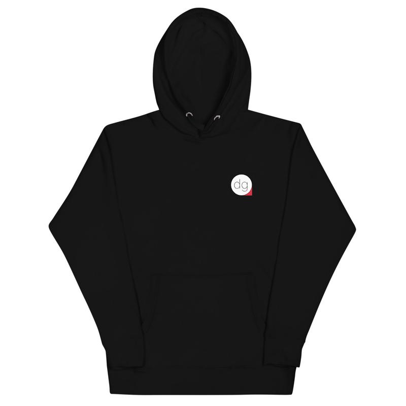 Unisex DG Logo Hoodie