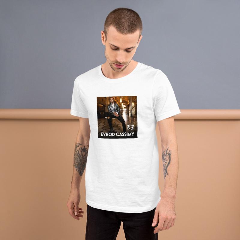 Short-Sleeve Unisex Album T-Shirt