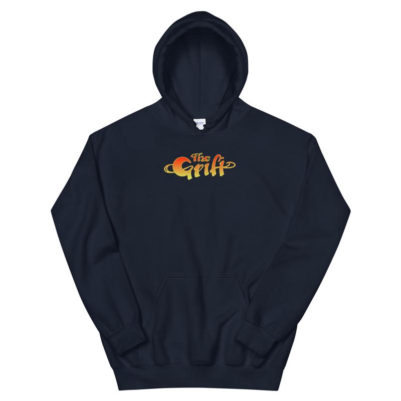 Unisex Hoodie - Script Logo