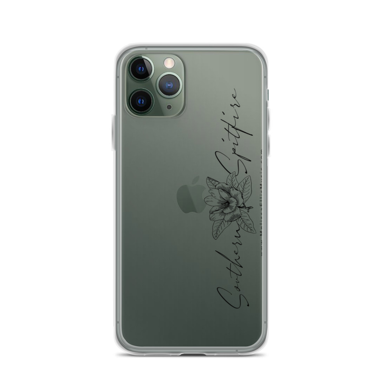 Southern Spitfire iPhone Case