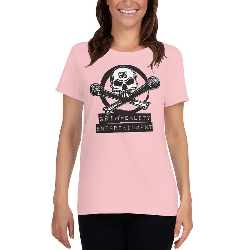 Women's GRE Label Logo Shirt (new colors)