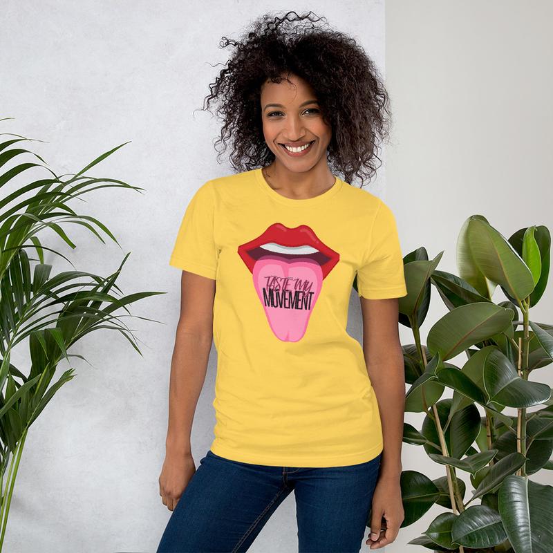 Short-Sleeve Tasty My Movement T-Shirt
