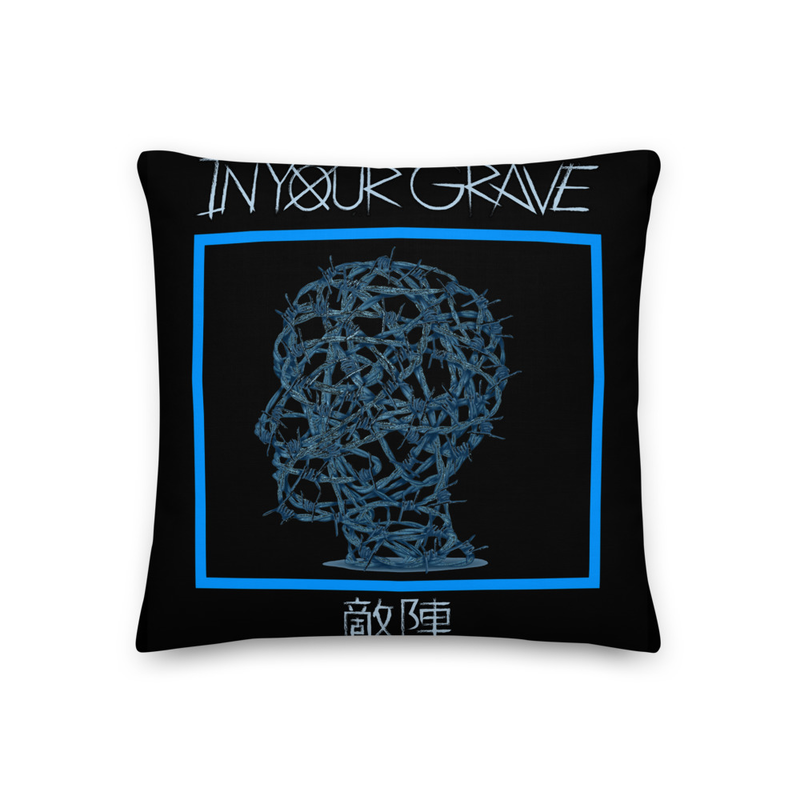 In Your Grave Premium Pillow