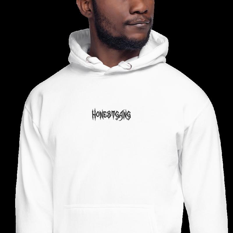 HONESTGANG Embroidered Unisex Hoodie