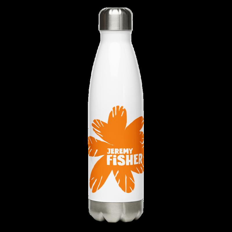 Jeremy Fisher Stainless Steel Water Bottle