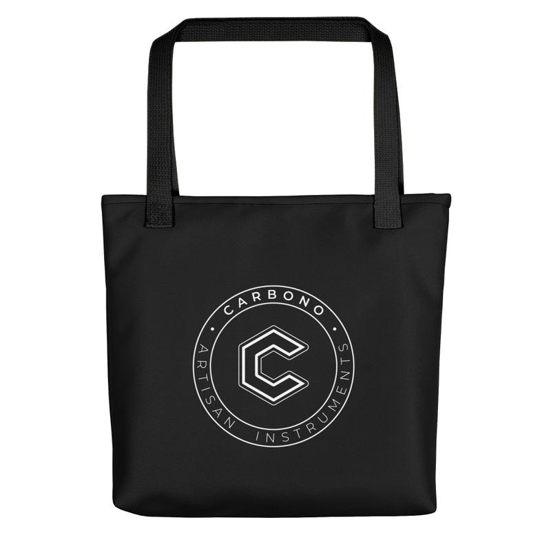 CARBONO Tote bag