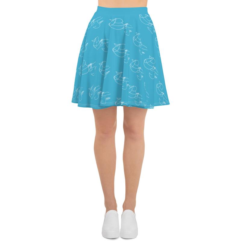 Barely a Skirt