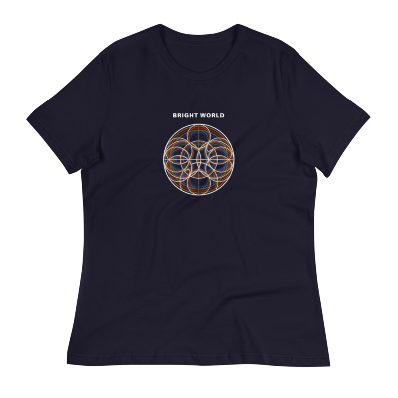 Bright World Relaxed T