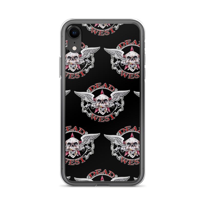 DEAD WEST iPhone Case