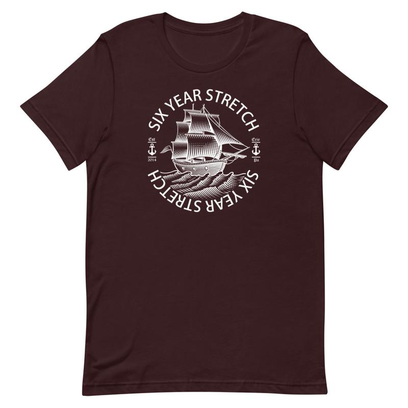 Six Year Stretch - SHIP T-Shirt