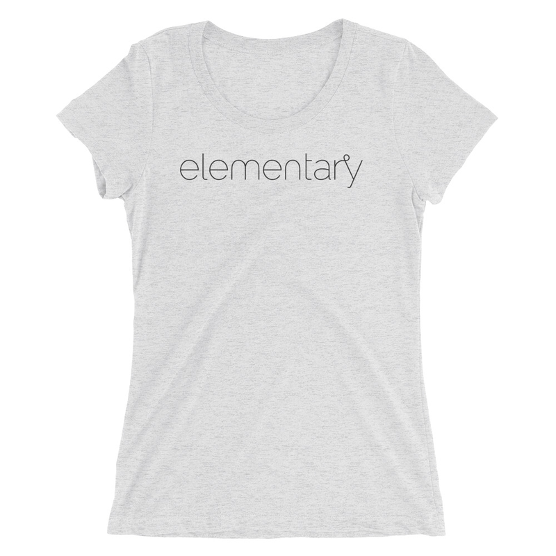 Logotype Tee – Fitted (Multiple Colors)