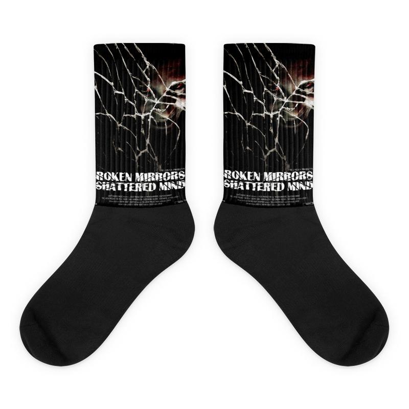 Broken Mirrors J.Hexx Socks