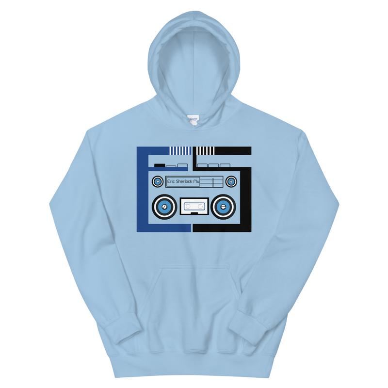 Boombox Logo - Hoodie
