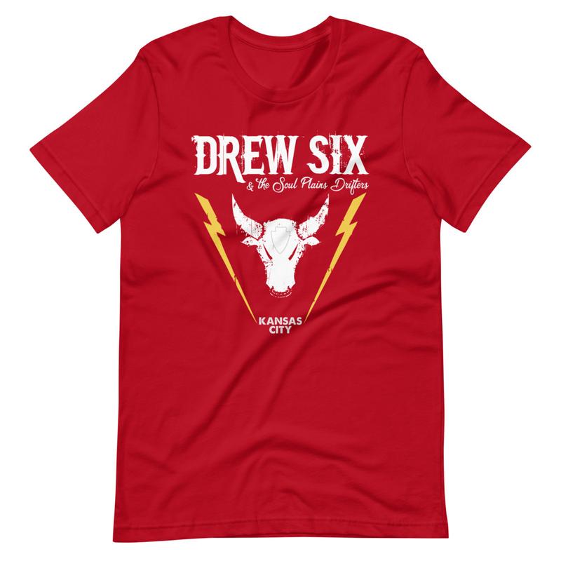 Drew Six Unisex KC Tee