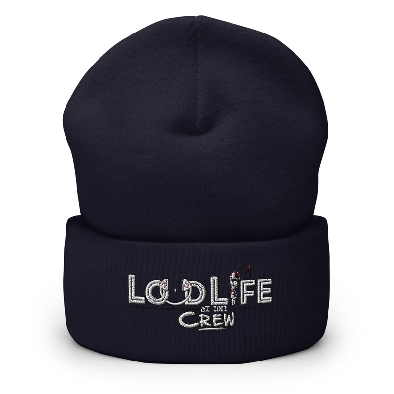 LoUd Life Crew Cuffed Beanie