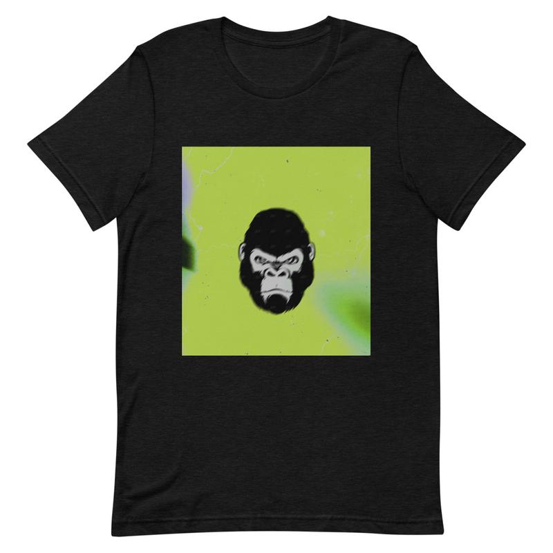 "Ta3$ x ""Gorilla Glue"" (Full) Short-Sleeve Unisex T-Shirt"