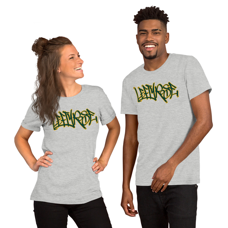 ATHLETICS LR LOGO Short-Sleeve Unisex T-Shirt