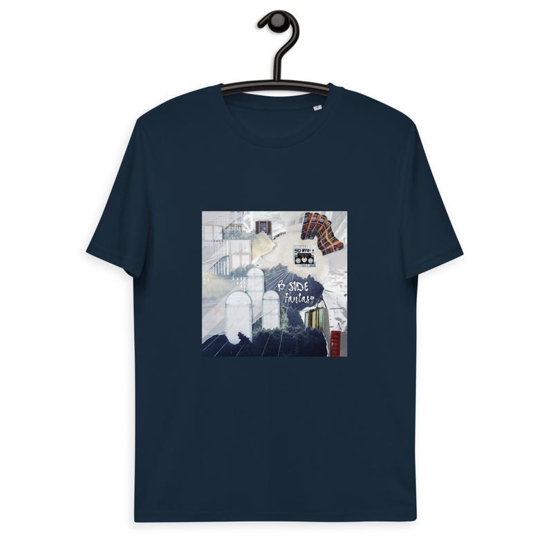 B Side Fantasy Unisex organic cotton t-shirt