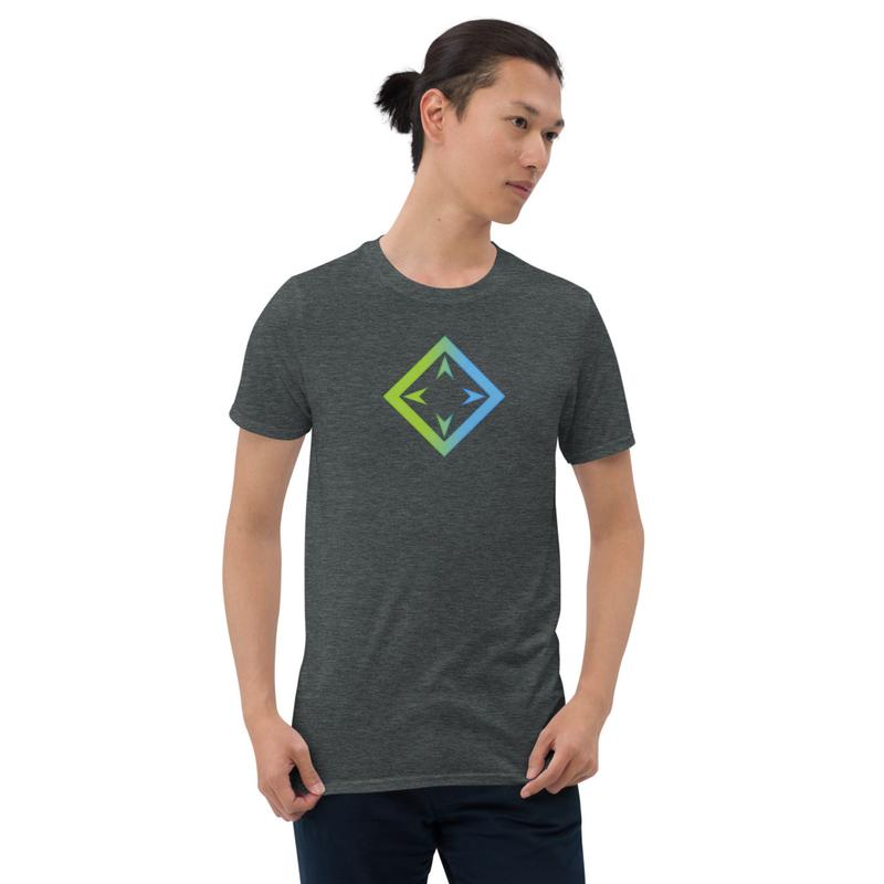 "T-shirt logo ""Klub Nature"""