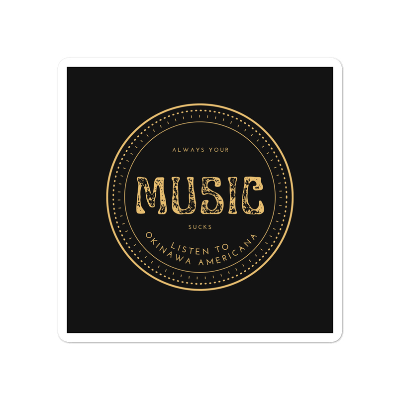 Music OA Sticker