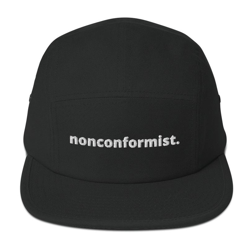 nonconformist. g-hat