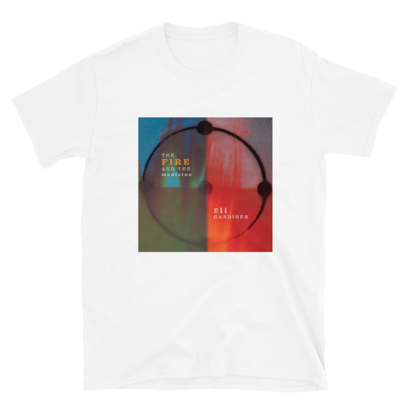 The Fire and The Medicine album cover t shirts