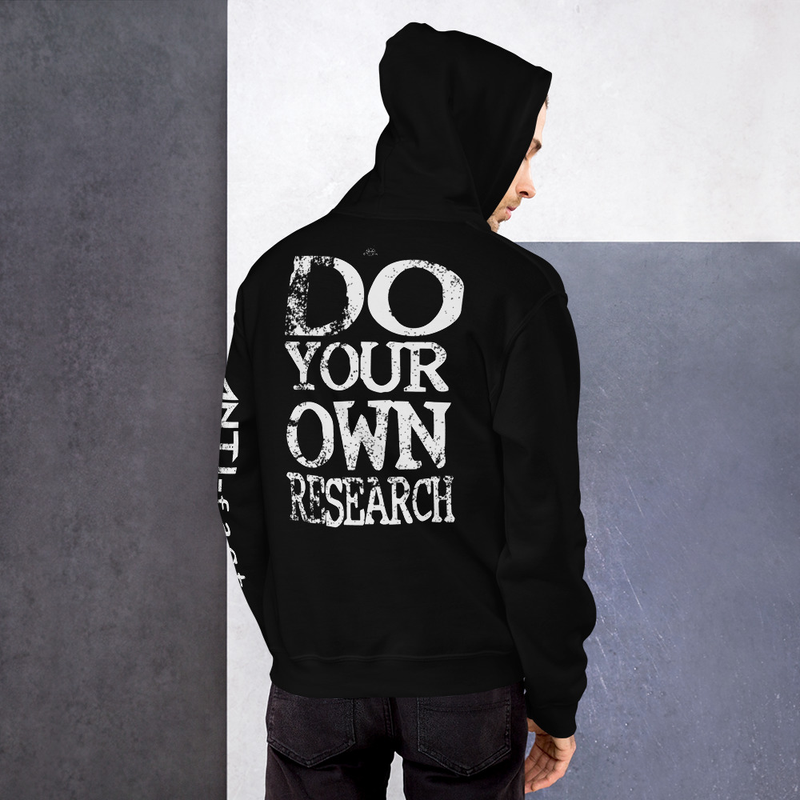Anti-facts Research Hoodie
