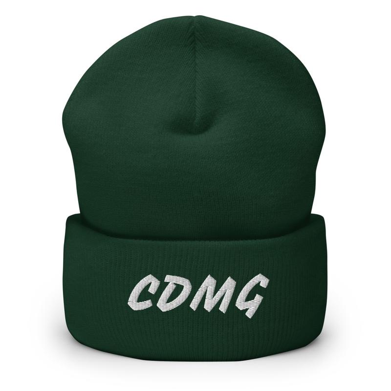 CDMG Cuffed Beanie
