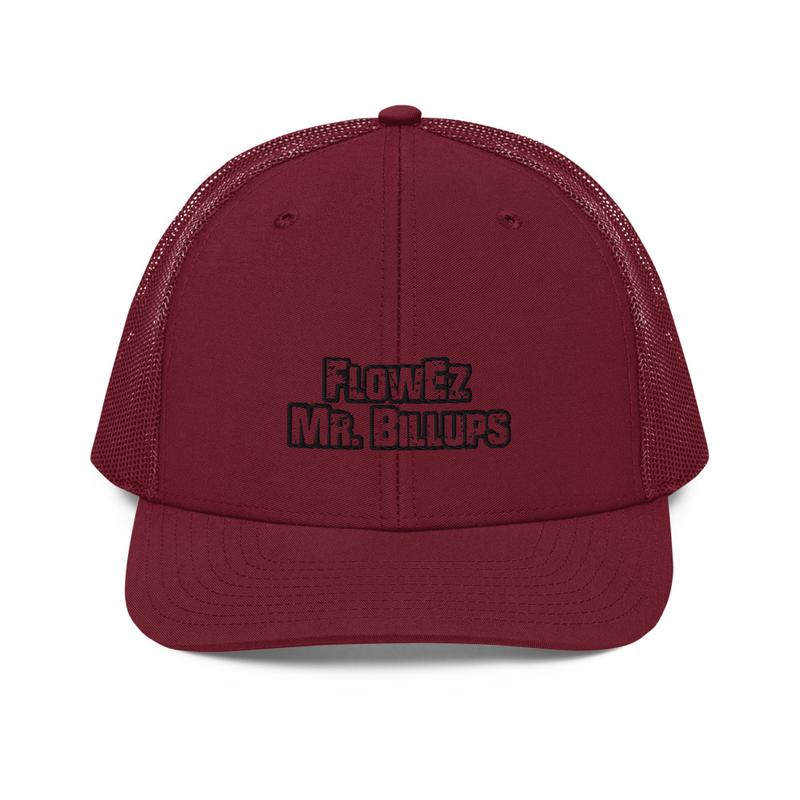 FlowEz Mr. Billups Trucker Cap