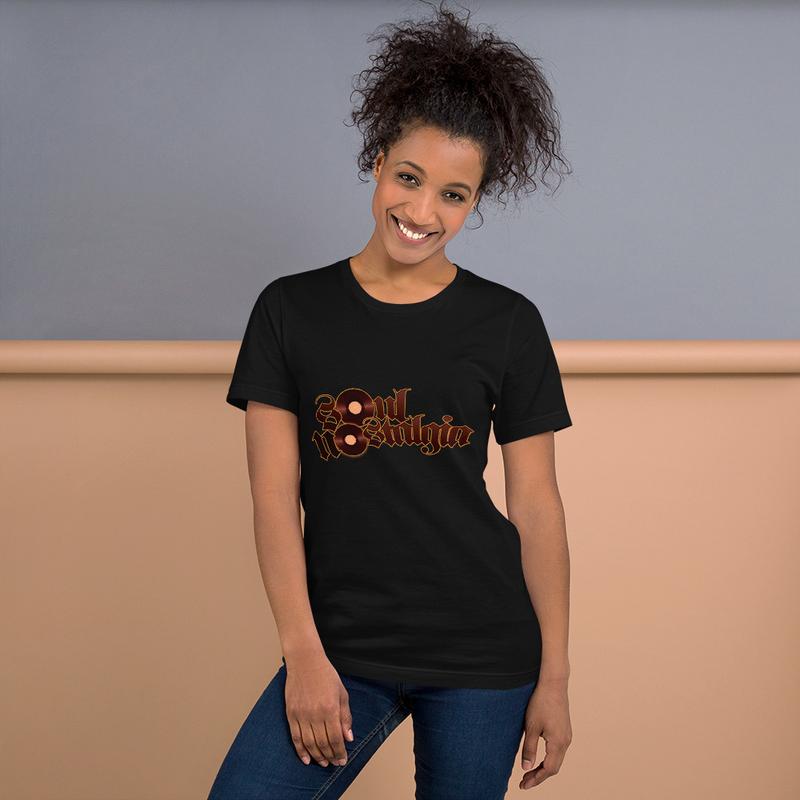 Soul Nostalgia Unisex Deluxe T-Shirt