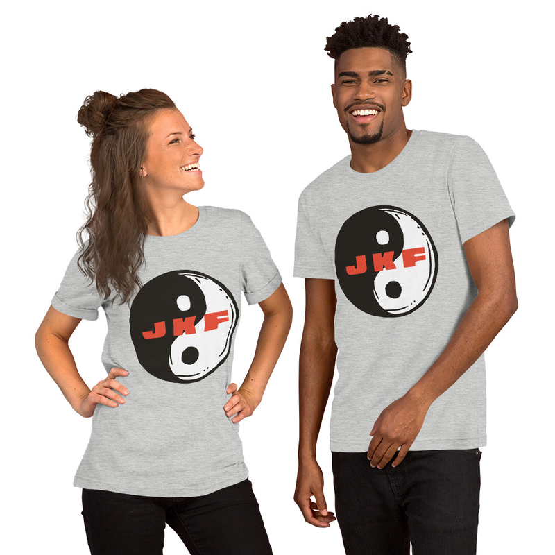 Short-Sleeve Unisex T-Shirt - JKF Yin & Yang